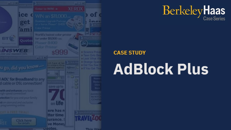 AdBlock Plus and the Future of Online Advertising