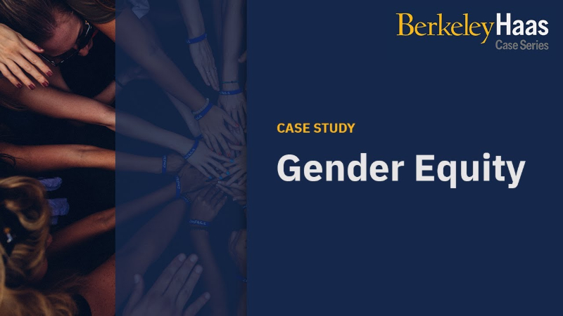 Boston Consulting Group - Gender Equity