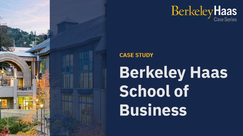 The Berkeley Haas School of Business