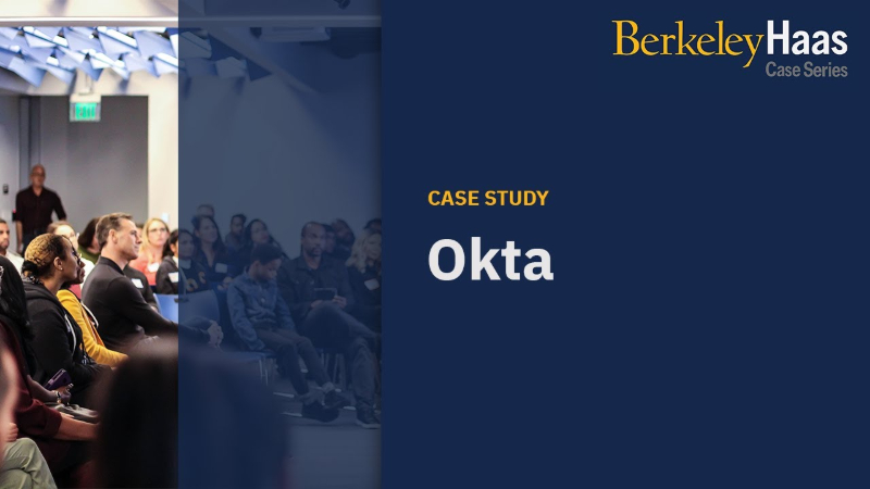 Okta for Good - Corporate Social Responsibility in the Tech Sector
